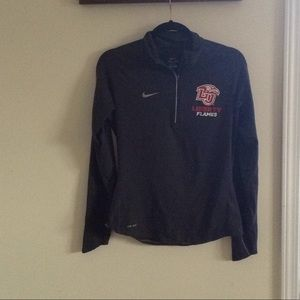 Liberty University Nike Dri-Fit Pullover